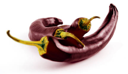 Old Peppers by seayo