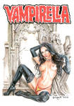 Vampirella by Yuran1