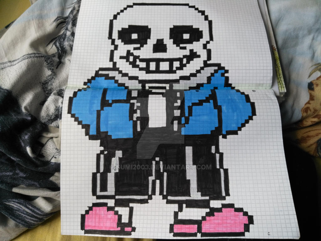 Sans Undertale by Sumi2003