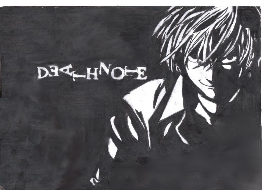 Death Note-Kira Smile
