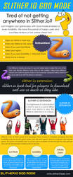 Slither io extension by slitheriogodmode