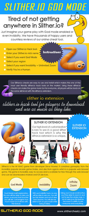 Slither io extension