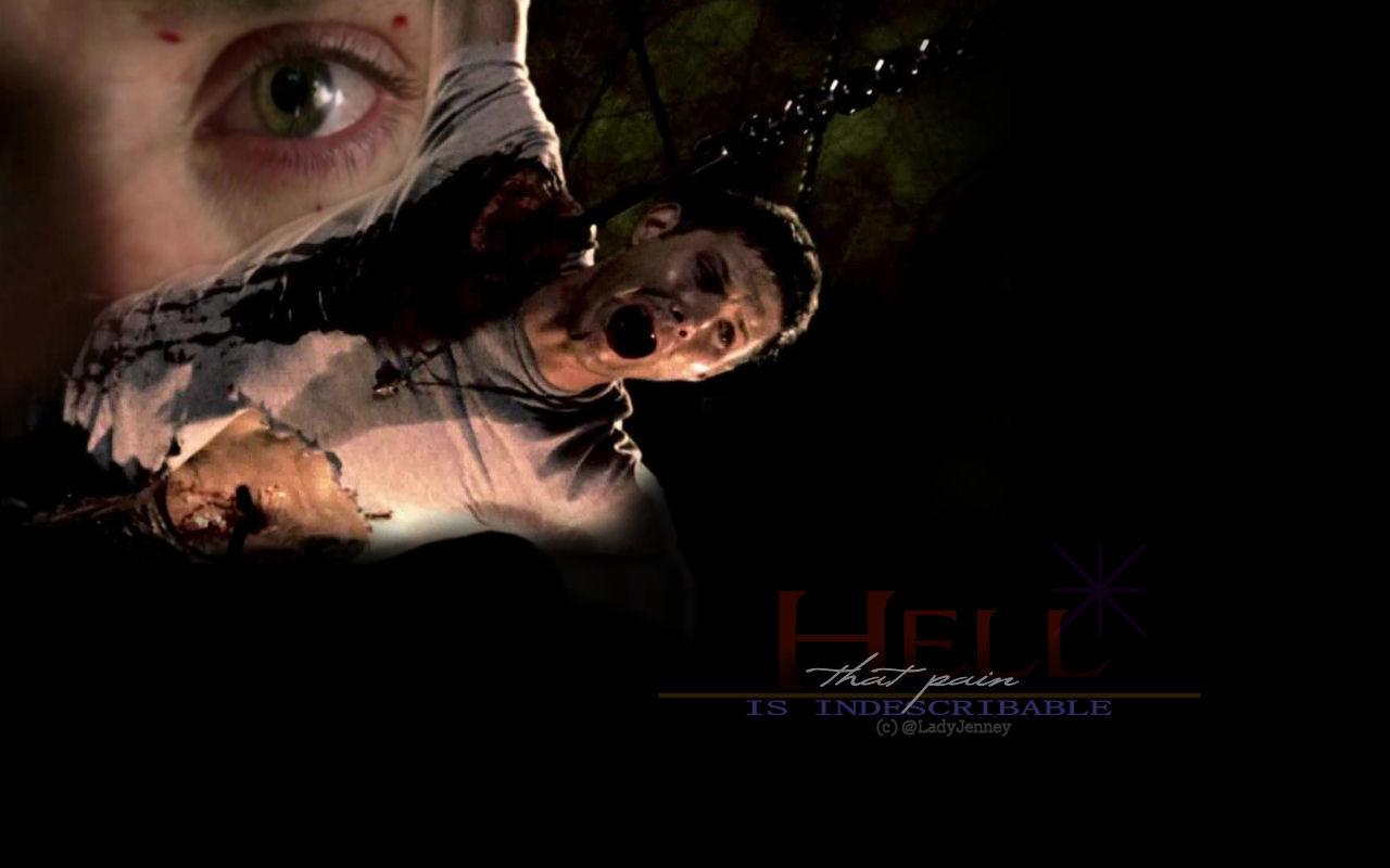 Supernatural - Dean in Supernatural Dean In Hell