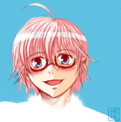 Boys are Cuter with Glasses by Shuuki