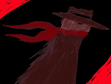 A shady character by Borotiu