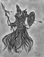 Spirit of Greek Mythology by Bill-Con