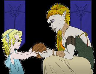 False Motherhood by KhaBriesi