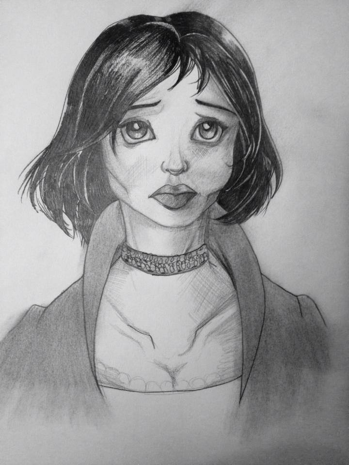 Elizabeth 2 by GabrielleDace