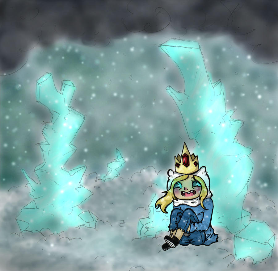 Ice Finn by LumiPop