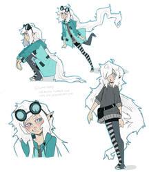 Nim Sketches by LumiPop