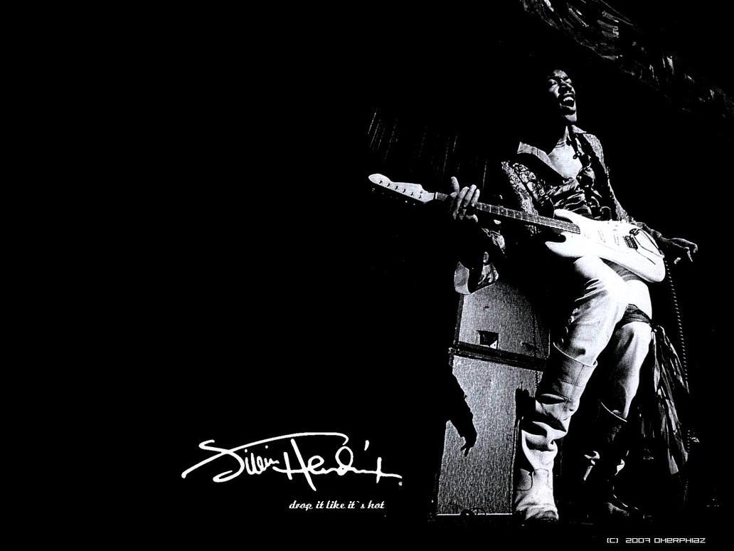 Jimi Hendrix Wallpaper By OmerPhiaz