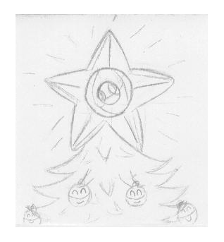 Pokemon Christmas Tree by MikariStar