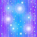 Blue and Purple Shiny Background