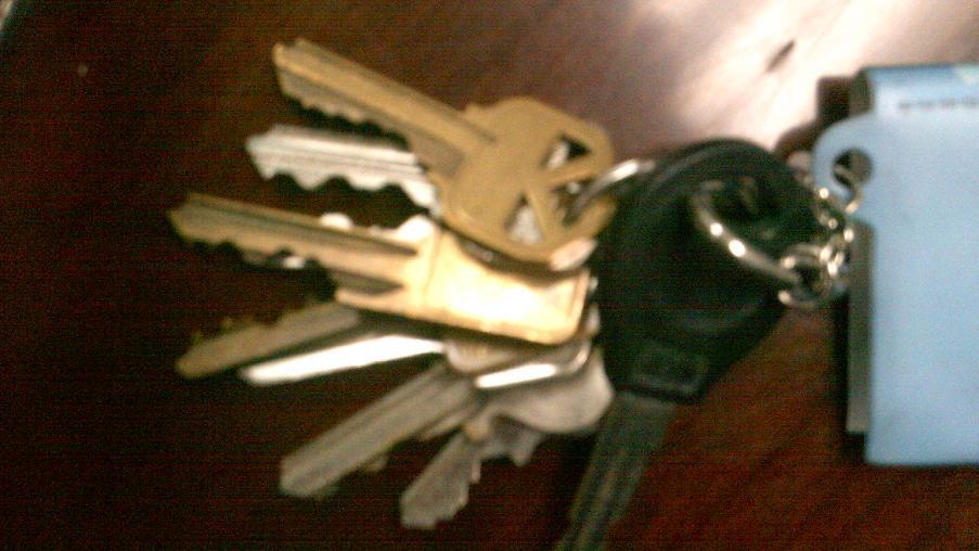 Many Keys by MikariStar