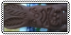 Chocolate Bunny Stamp by MikariStar