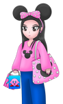 Maggy transparent