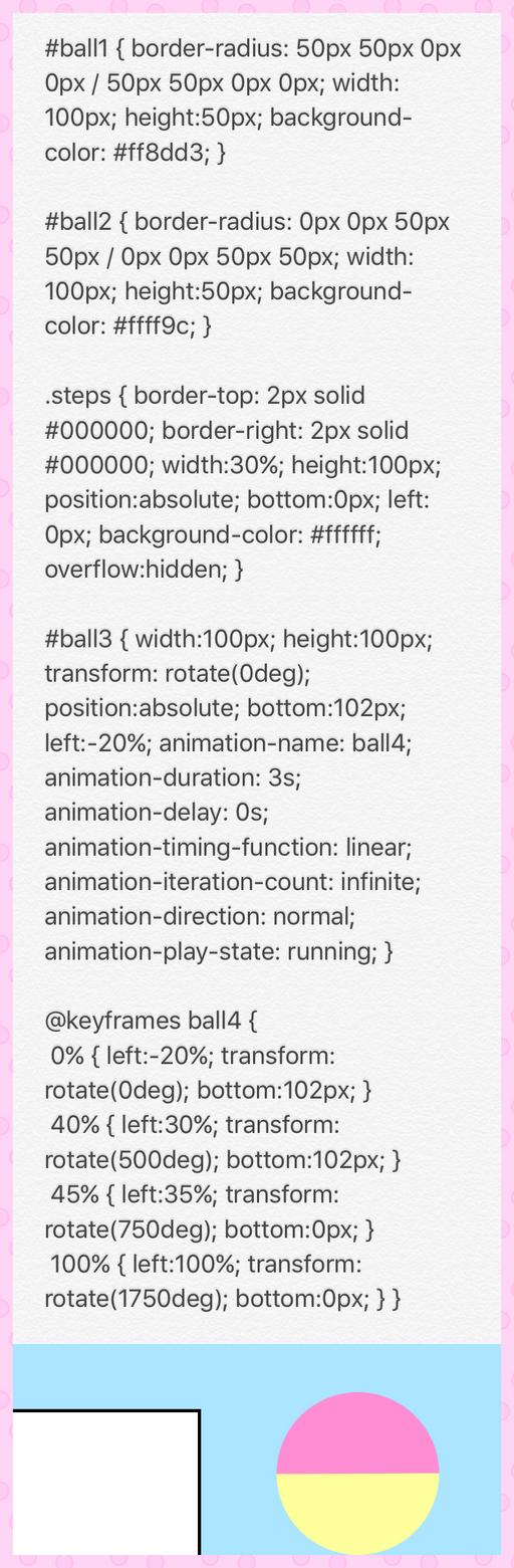 Keyframes Ball by MikariStar