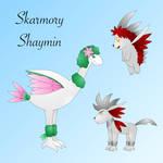 Skarmory Shaymin