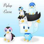 Piplup Eiscue