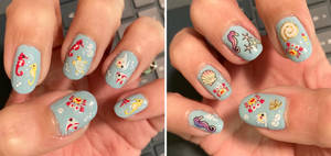 Sea Manicure