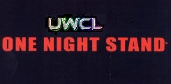 UWCL One Night Stand 2037 results part 7 by ChrisChaos369