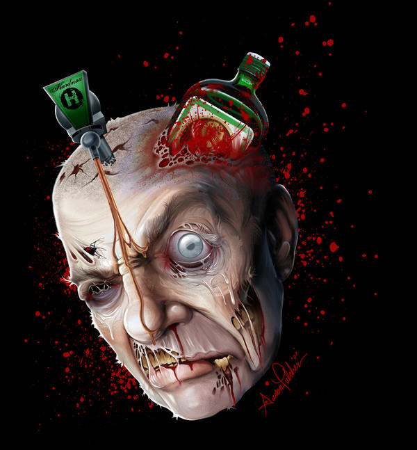 Jager Zombie