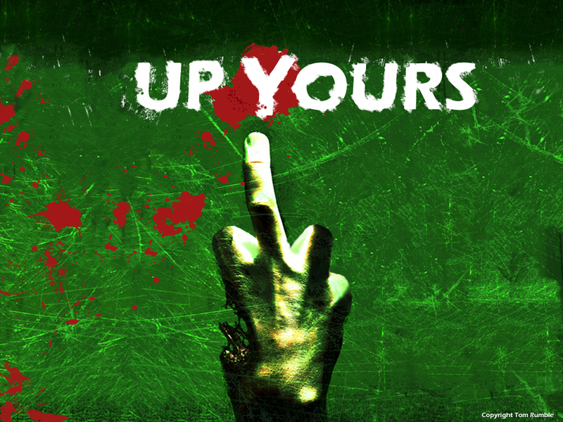 """L4D """"Up Yours"""" by Eleventy-7"""