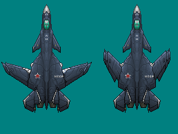 Su-51 Completed by PrinzEugn