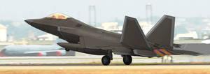 PT-ACS F-22 Cartoonified