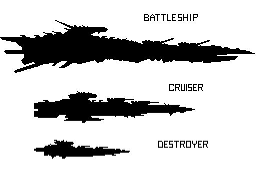Spaceship Pixel Sprite