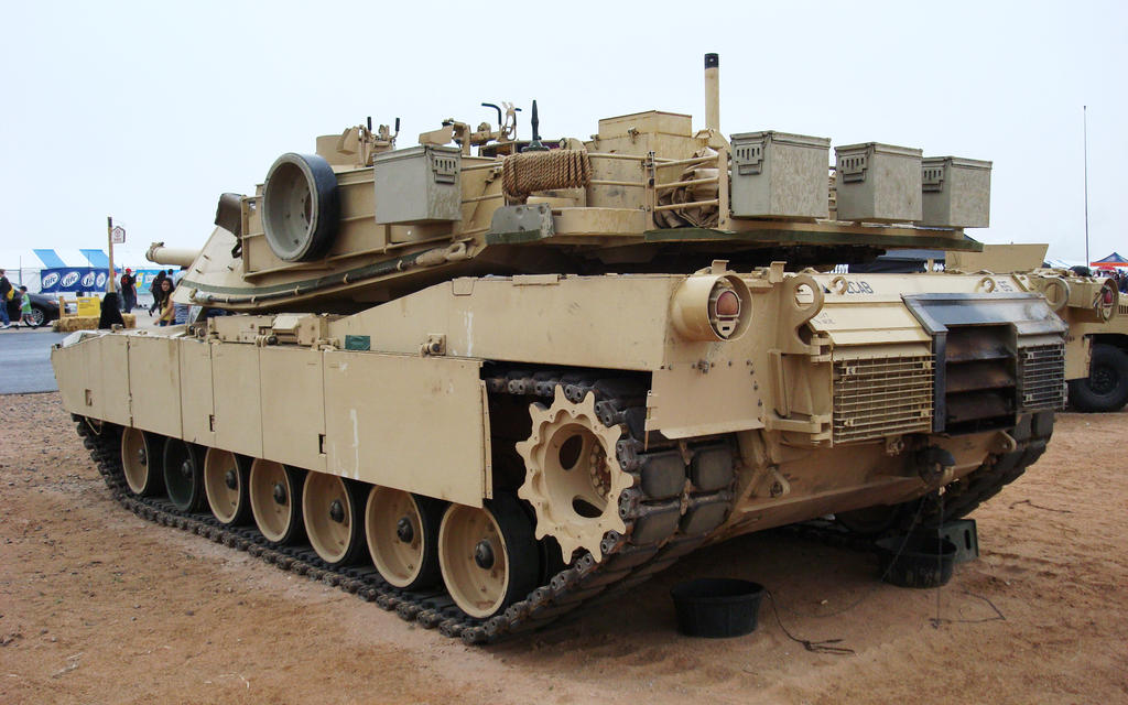 Image result for Abrams M1A2