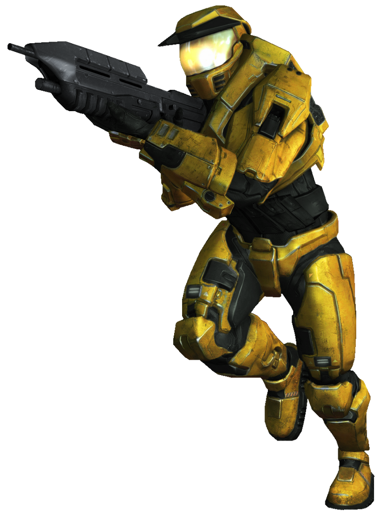 Yellow Spartan MCC by PrinzEugn