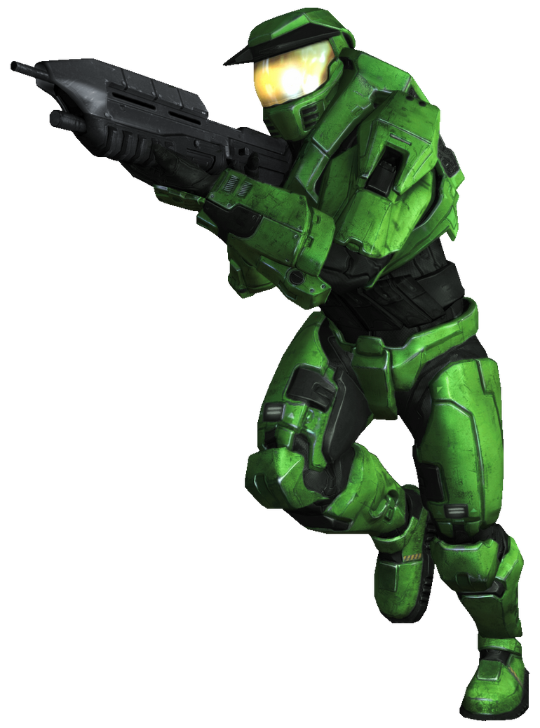 Green Spartan MCC by PrinzEugn