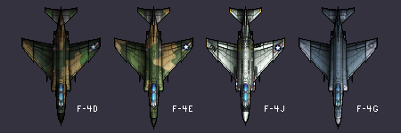 F-4 Montage by PrinzEugn
