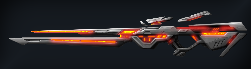 Old Binary Rifle Re-design by PrinzEugn