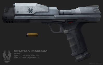 Halo Super Magnum Complete