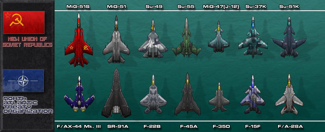 Fighter Jet Montage