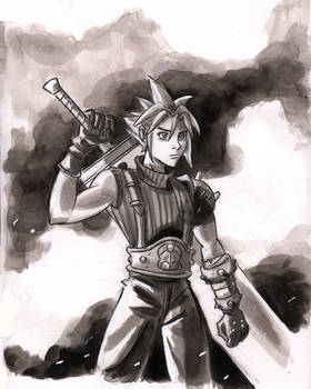 Cloud Strife, Final Fantasy VII