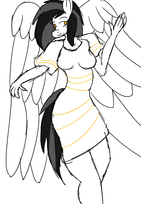 Dress by Ptor987