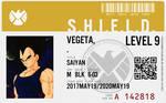 shield agent vegeta