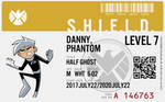 shield agent danny phantom