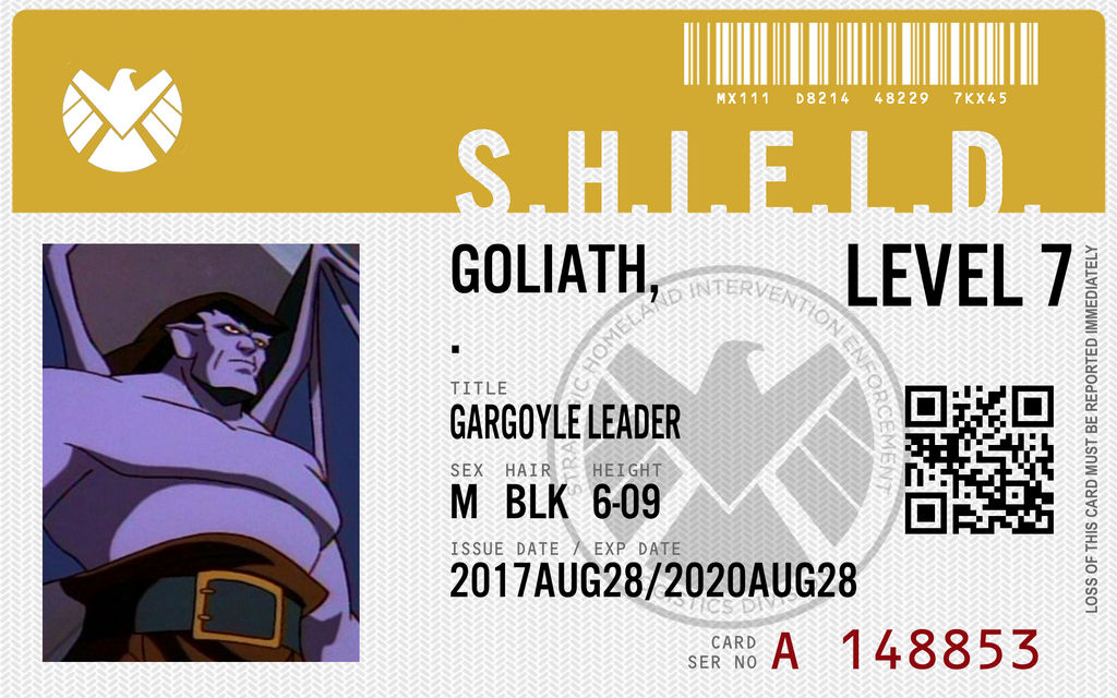 Shield agent goliath by connorm1