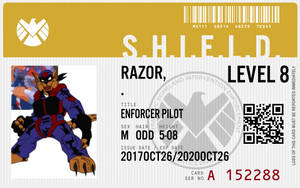 Shield agent razor by connorm1