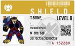 Shield agent t-bone