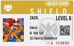 Shield agent zack