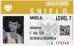 shield agent angela