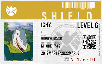 Shield agent ichy by connorm1