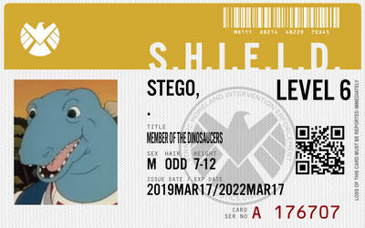 shield agent stego by connorm1