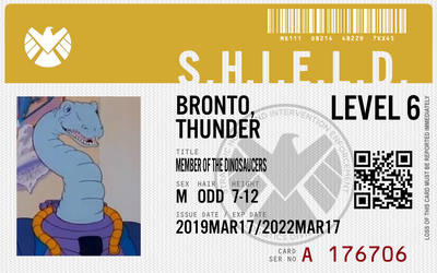 shield agent bronto thunder by connorm1