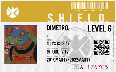 shield agent dimetro by connorm1